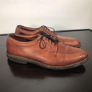 """Allen Edmonds """"Wilbert"""" model Brown Split Toe Sz13"""
